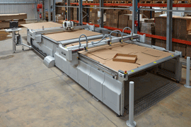 machine decoupe carton