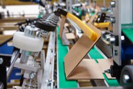 machine pliage carton