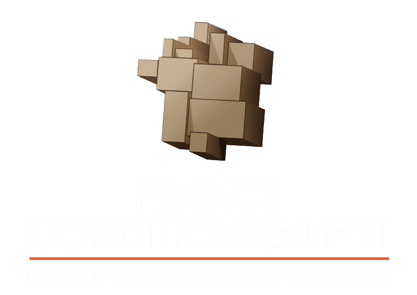 logo blanc france conditionnment
